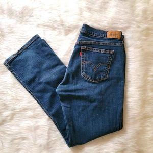 Straight leg Levi's jean 505 size 10S